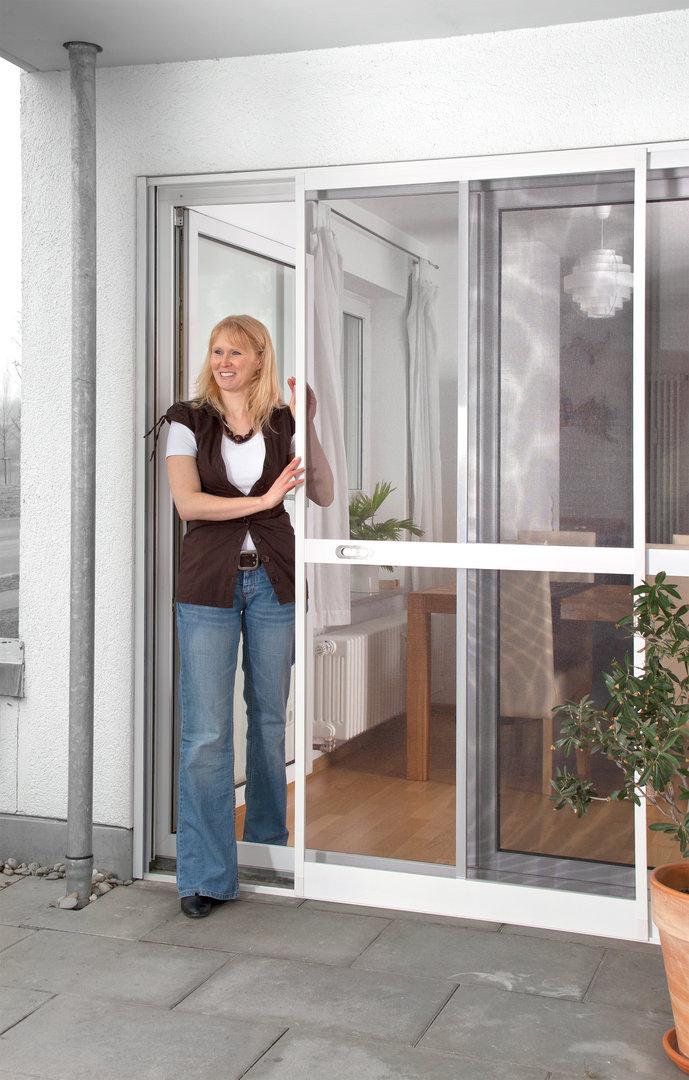 insektenschutz doppelschiebet r preisbeispiel 2000 x 2100. Black Bedroom Furniture Sets. Home Design Ideas